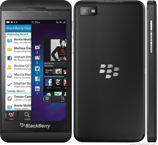 Blackberry-Z10-Reparatur